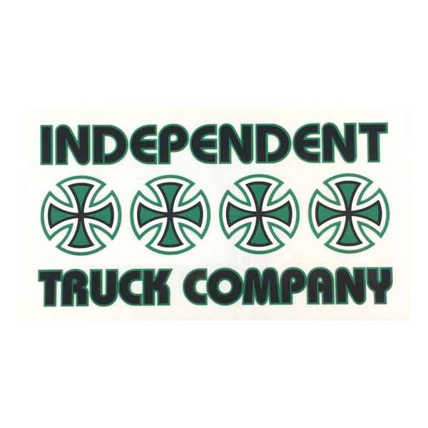 Independent Truck Company Stacked Sticker