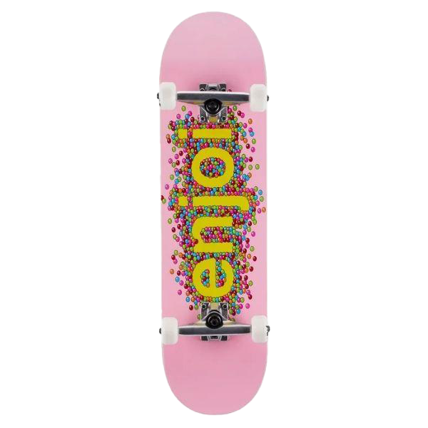 """Enjoi Complete Skateboard - Candy Coated First Push 8.25"""""""