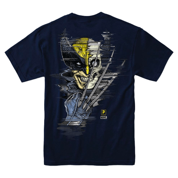 Primitive x Marvel x Paul Jackson Wolverine T-shirt