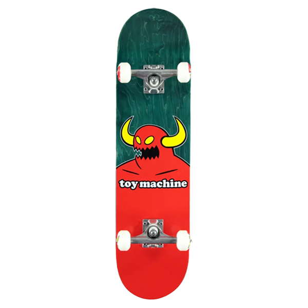 Toy Machine Complete Skateboard - Monster 8.0
