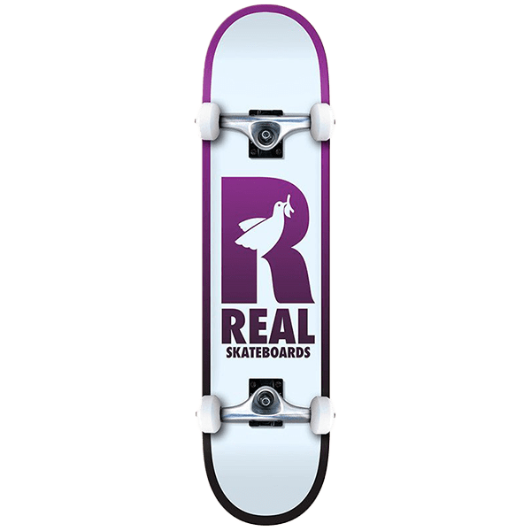 """Real Complete Skateboard - Be Free XL 8.25"""""""