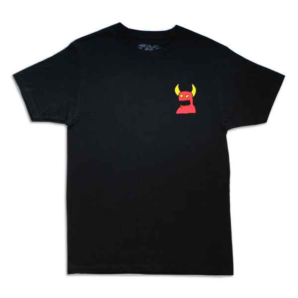 Toy Machine T-Shirt - Black
