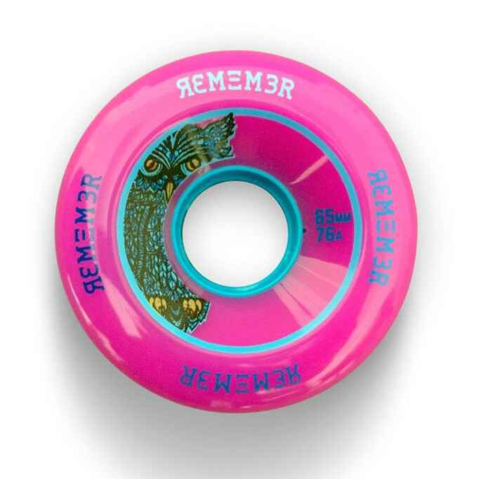 Remember Lil' Hoots 65mm - Pink Wheels