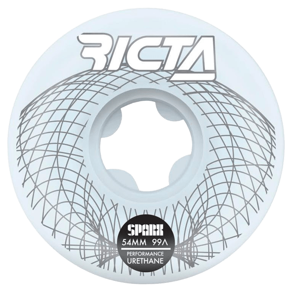 Ricta Wheels - Wireframe Sparx 99a 54mm