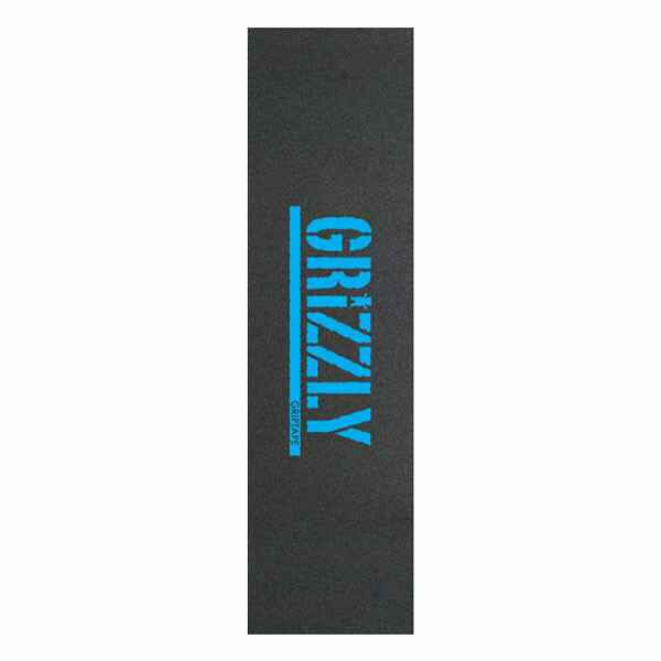 Grizzly Griptape - Grizzly Stamp Blue Print