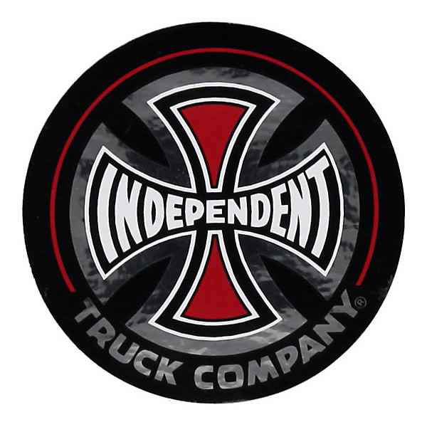 Indendent Truck Compagny Logo Sticker Circle