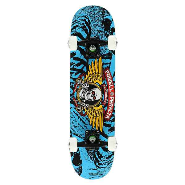 """Powell Peralta Complete Skateboard - Winged Ripper 8"""""""