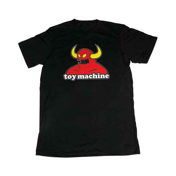 Toy Machine Monster T-Shirt - Black