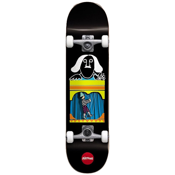 """Almost Complete Skateboard - Puppet Master First Push 8.125"""""""