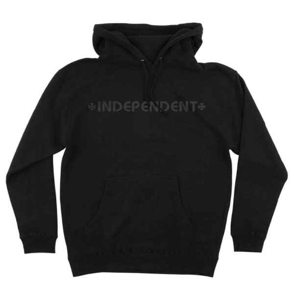 Independent Bar/Cross Fade Out Hoody