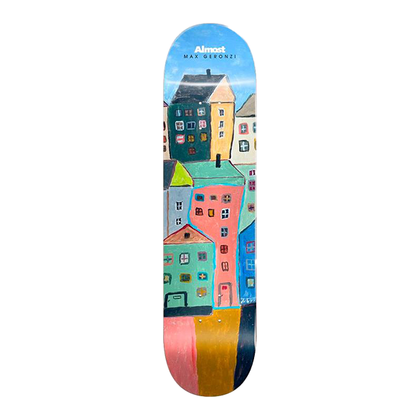 Almost - Max Places R7 Skateboard Deck 8.25