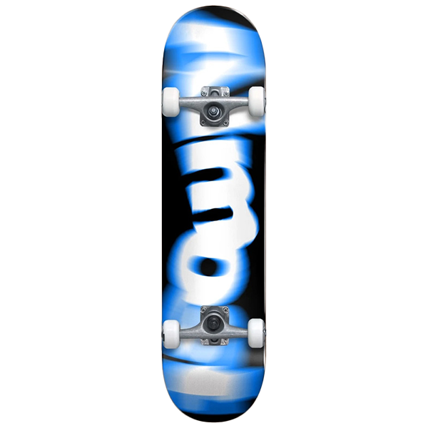 Almost Complete Skateboard - Spin Blur First Push 7.625