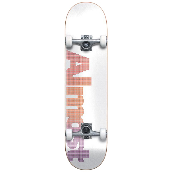 """Almost Complete Skateboard - Dot Logo First Push 7.75"""""""