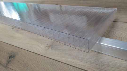 32 MM Top X6 Meerwandige Kanaalplaten 98 cm breed