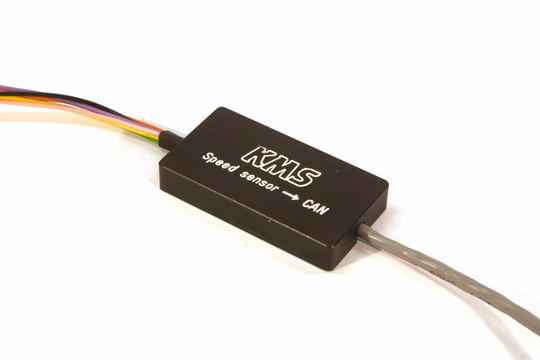 KMS Speed sensor -> CAN converter 4-channel