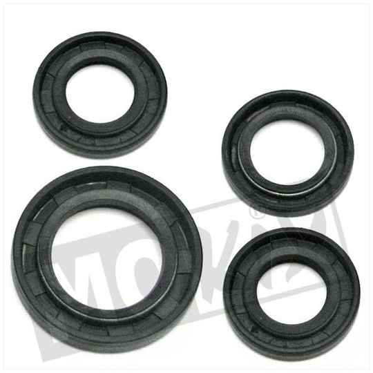 KEERRINGSET CHINA 4T GY6 50cc SCOOTERS 4delig SP      27x42x7 (1x)/16,4x30x5 (1x)/19,8x30x5 (1x)/17x30x6 (1x)