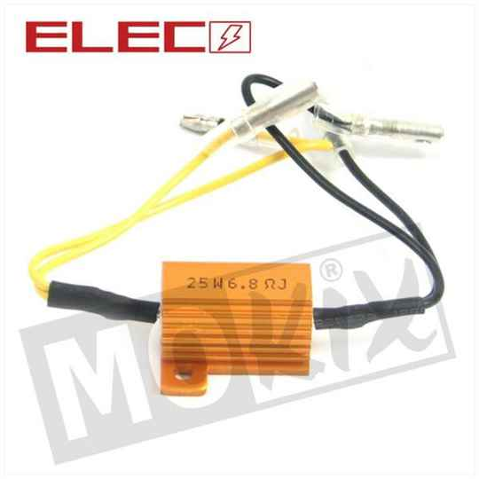 KNIPPERLICHT-WEERSTAND LED 4draads ELEC
