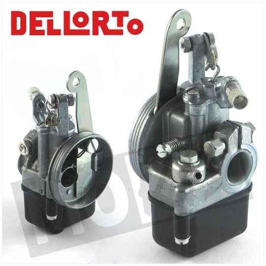 CARBURATEUR DELLORTO 13mm VESPA CITTA ORG