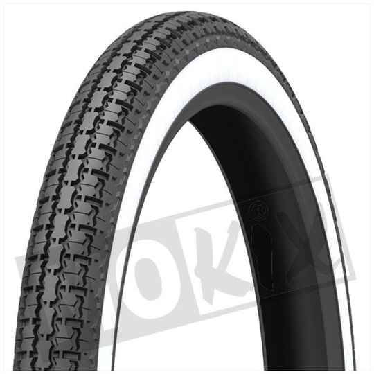 BUB KENDA 16- 2.25 K252 4P 31L WHITEWALL TT