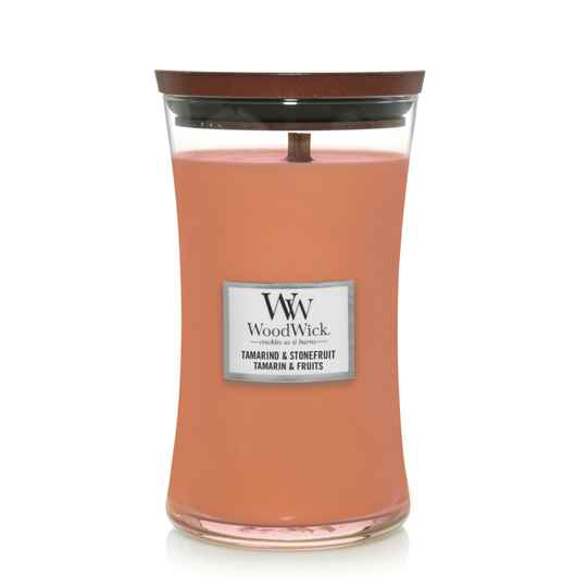WoodWick Large Candle Tamarind & Stonefruit