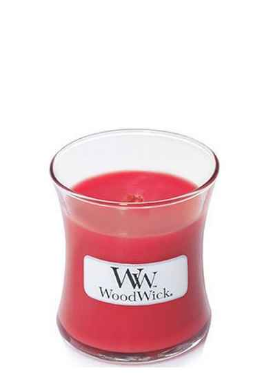 WoodWick Mini Candle Radish & Rhubarb Small