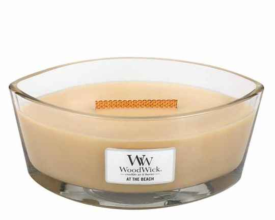 WoodWick® HearthWick Flame® Ellips At The Beach