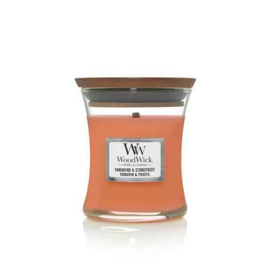 WoodWick Mini Candle Tamarind & Stonefruit