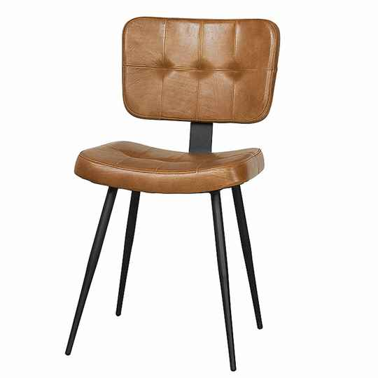 Lifestyle Chester Dining chair Camel