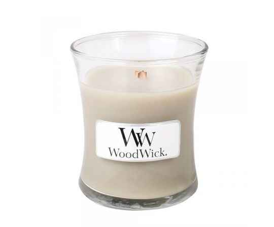 WoodWick Mini candle Wood Smoke