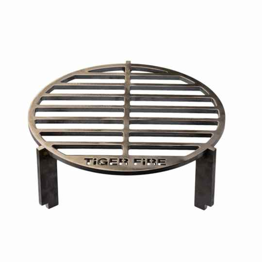 Raised grill grate for 70