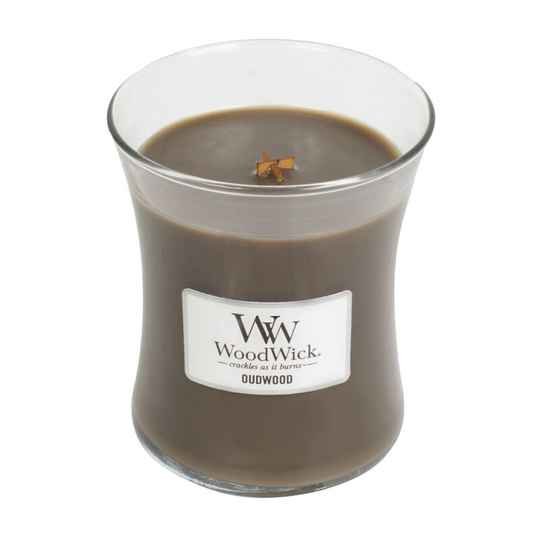 WoodWick Medium candle Oudwood
