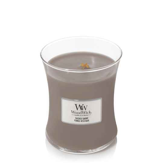 WoodWick Medium Candle Sacred Smoke