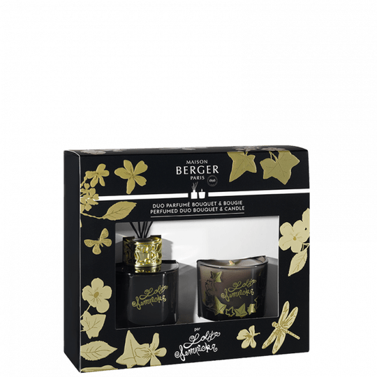 Lampe Berger - Duo mini set Lolita Lempicka Black Edition