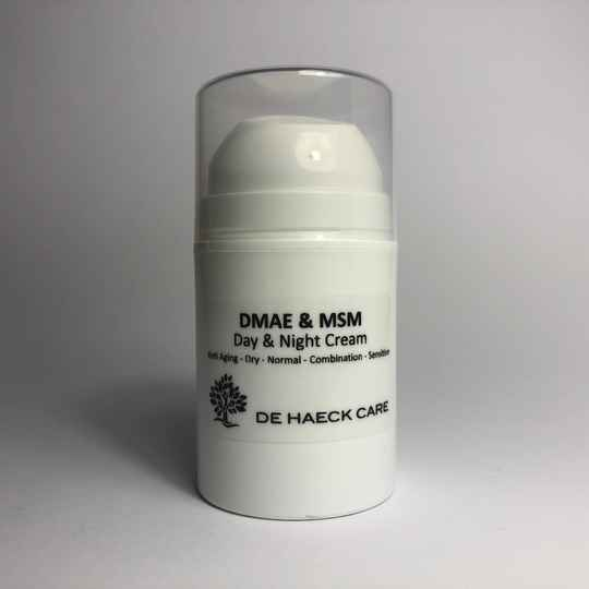 DMAE & MSM  Day & Night Cream
