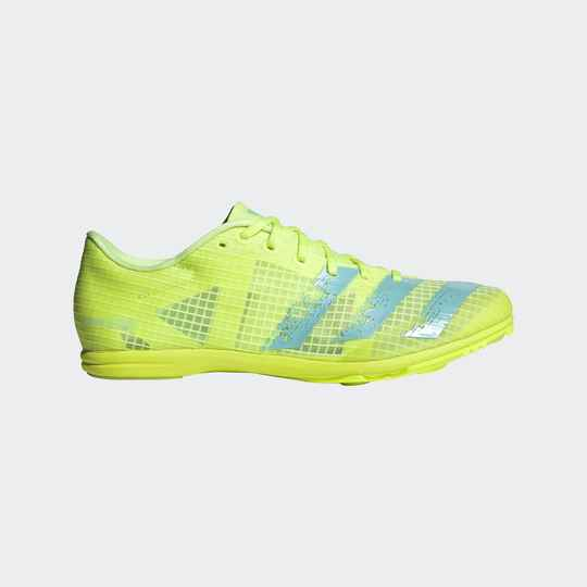 Adidas Distancestar dames/kinderen geel (Allround)