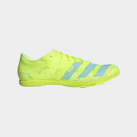 Adidas Distancestar geel (Allround)