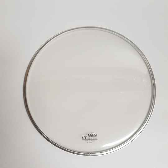"""NEW Remo single layer 10"""" UT clear"""