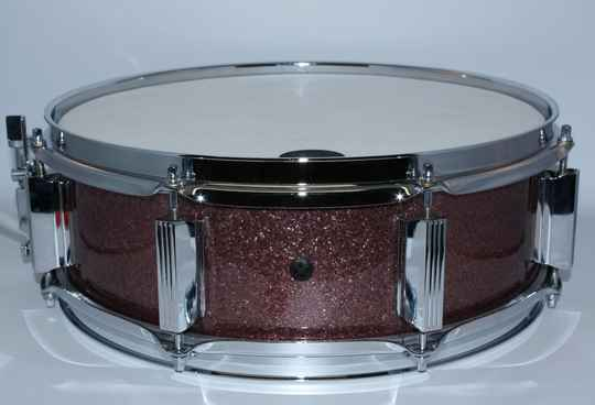 """NEW custom build wooden snare. """"The fourteen Copper"""""""
