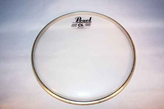 """NIEUW Pearl CL single layer clear 8"""""""