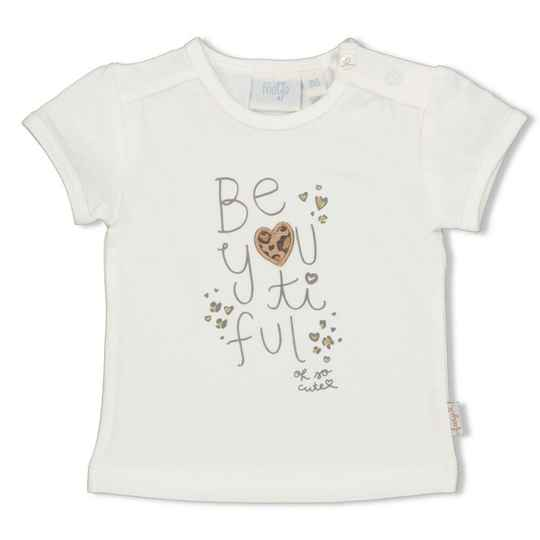 Feetje T-Shirt Panther Cutie Offwhite (51700651)