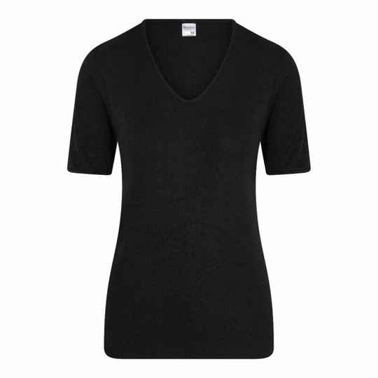 Beeren Thermo Shirt Dames Zwart