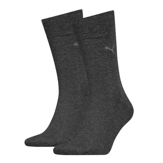 Classic Sock Piquee Band Anthracite (2 paar, 292004001)