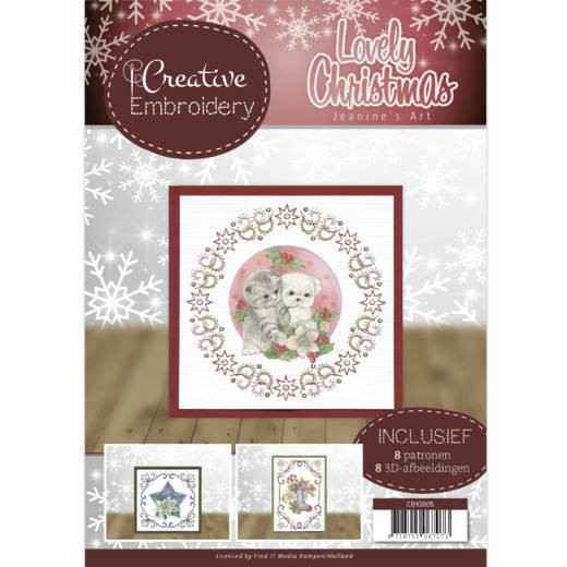 Creative Embroidery 5 - Jeanine's Art - Lovely Christmas  CB10005