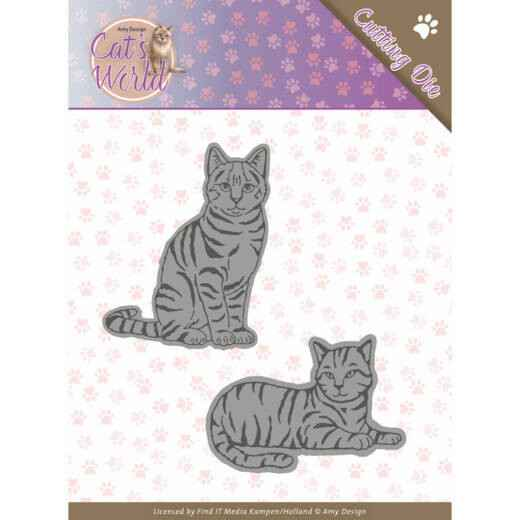 Amy Design - Cats - Sweet Cats  ADD10187