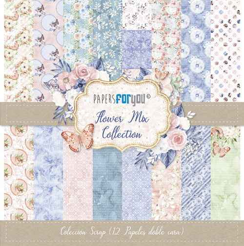 Flower Mix Collection (12 vel)