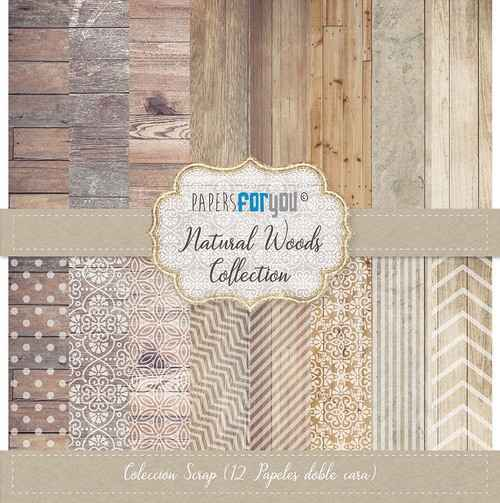 Natural Woods Collection (12 vel)