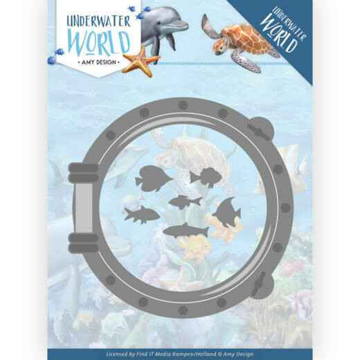 Amy Design - Underwater World - Porthole  ADD10210