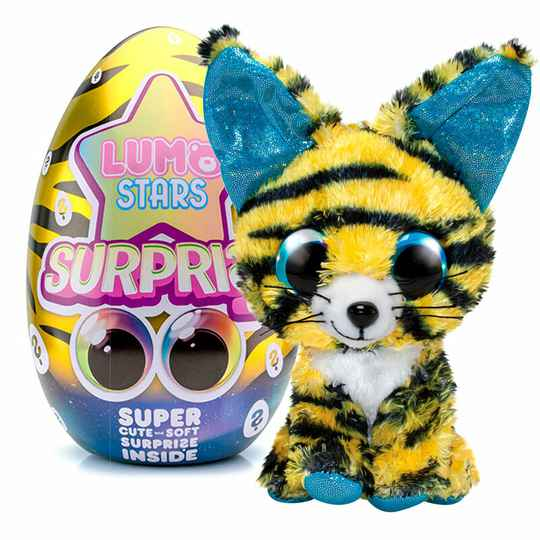 Lumo Stars Collectible Surprise Egg - Vos Hunter