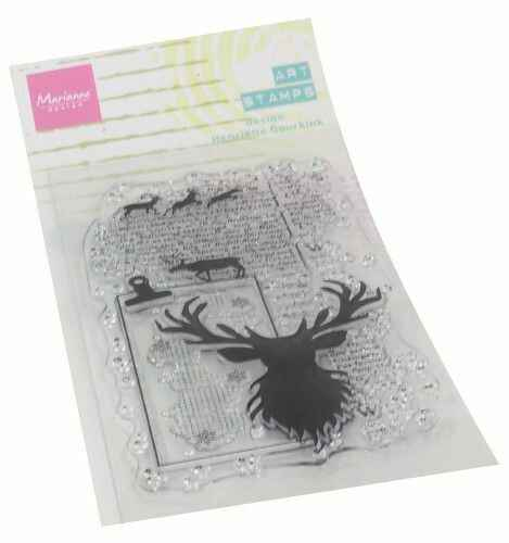 lear Stamps Art stamps - Hert MM1637