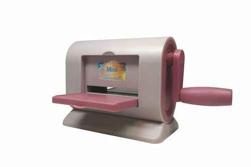 Joy! Crafts Mini-Trouvaille Cutting & Embossing machine 6200/0934 160x70mm